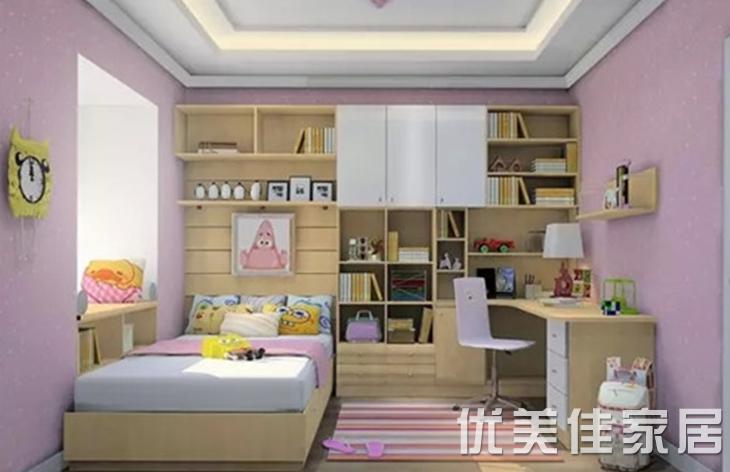儿童房家具定制