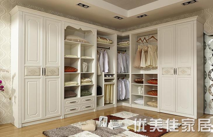 整体环保衣柜