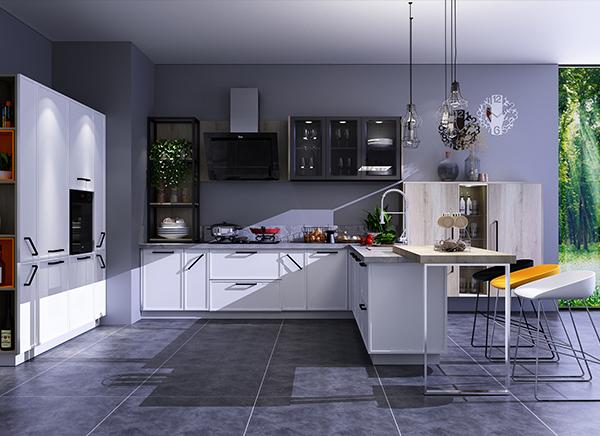 全铝厨房橱柜