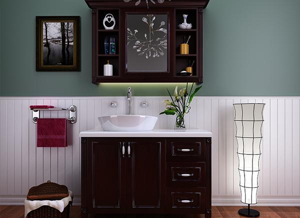 全铝家具卫浴柜