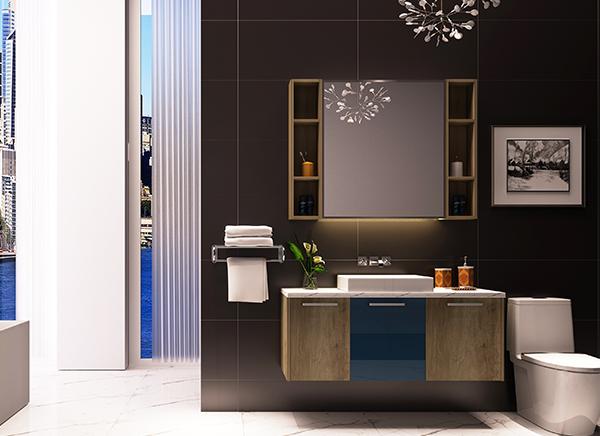 卫生间用全铝卫浴柜让你的卫生间焕然一新