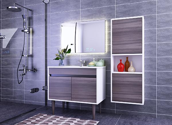 简约时尚全铝卫浴柜