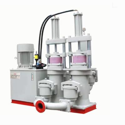 作为压滤机专用泵,陶瓷柱塞泥浆泵有哪些优势