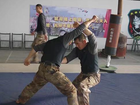 特种部队培训
