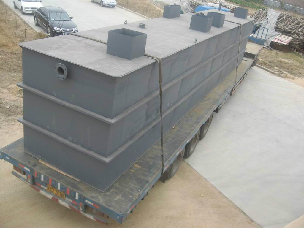 中小型工业污水处理设备有什么不能取代的优点?