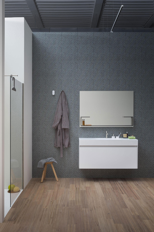 全铝白色浴室柜