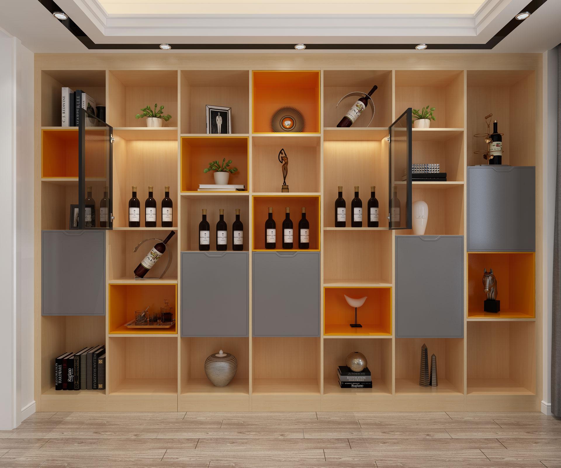 让无数人为之叫好的全铝酒柜设计,你还不心动嘛?