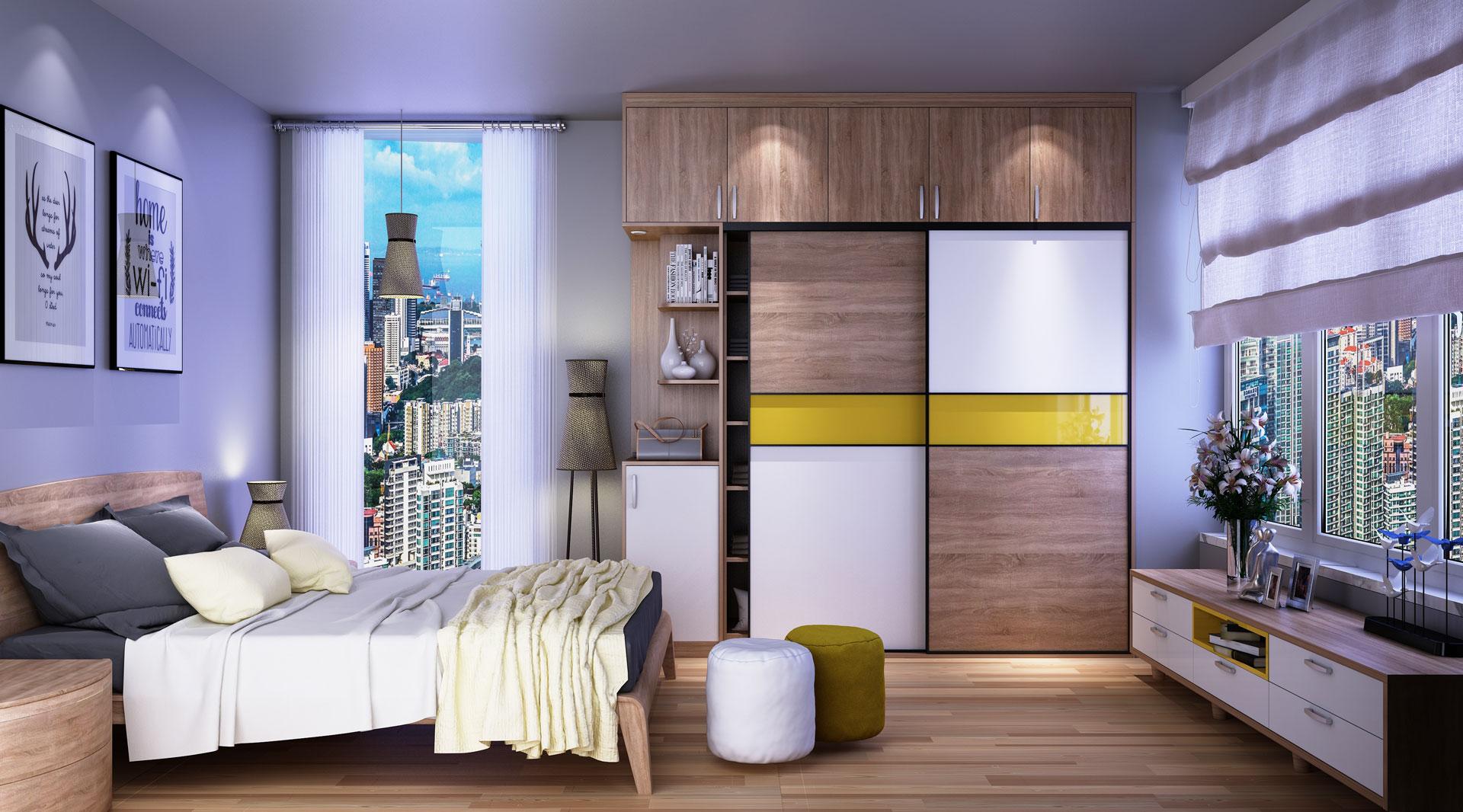 教你区分衣柜有哪些材质,全铝衣柜又有哪些优势呢