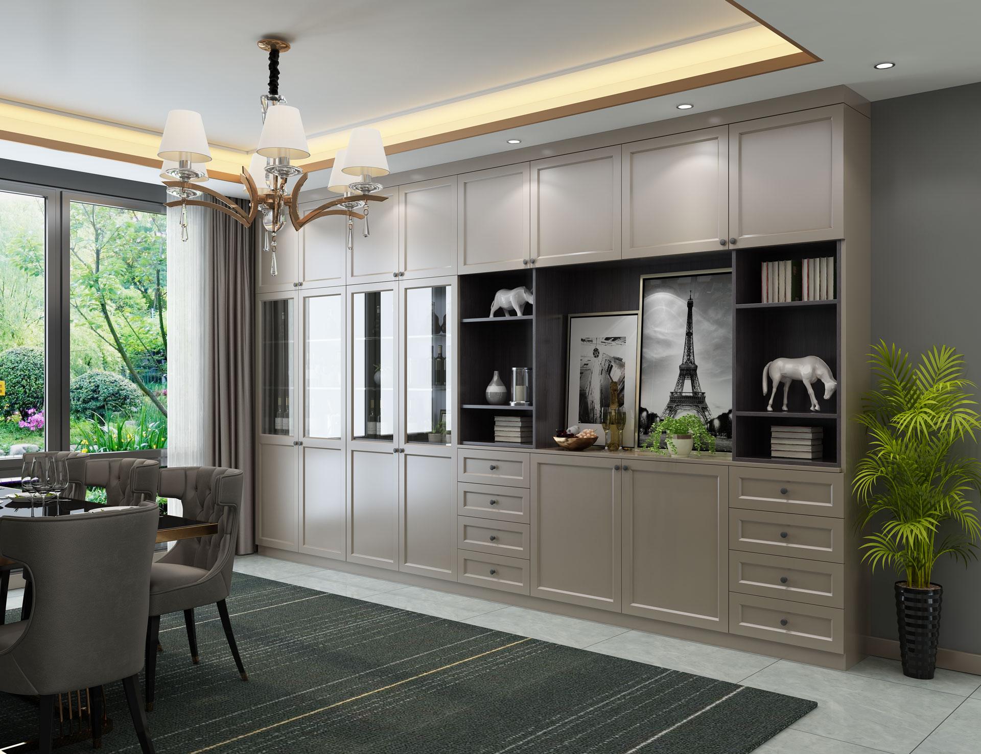 火了几个世纪的板式家具,为什么会被全铝家具替代呢?