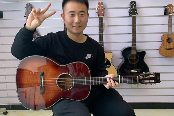 成人吉他班培训