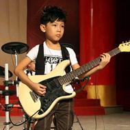 儿童吉他学习培训的益处