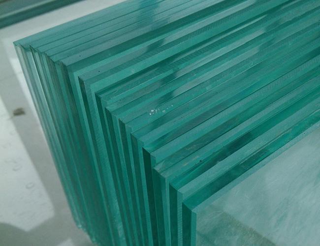 透明钢化玻璃