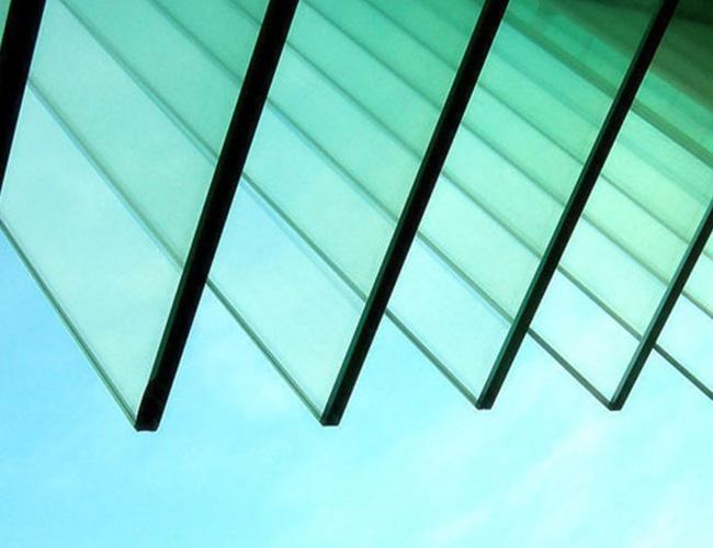 单层钢化玻璃