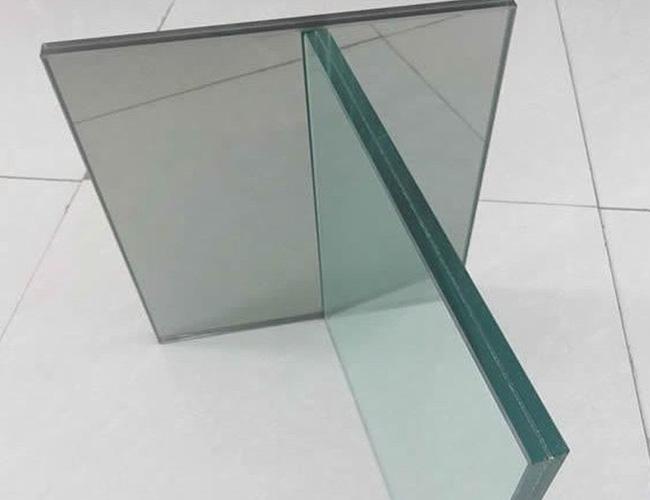 双层夹胶玻璃