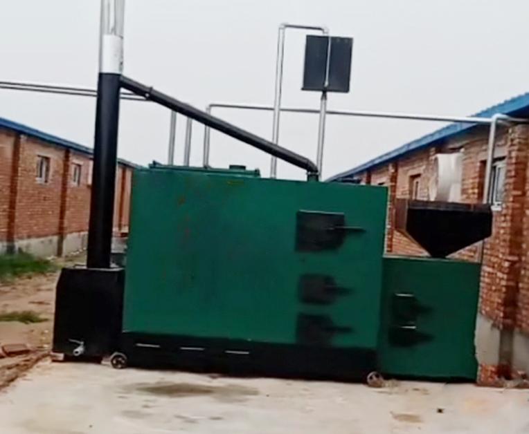 养殖锅炉工程案例