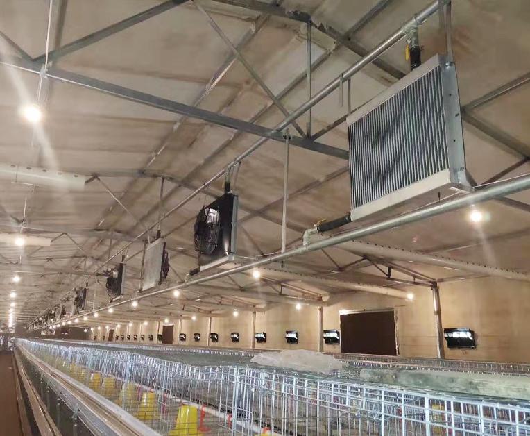 养殖场安装工程案例