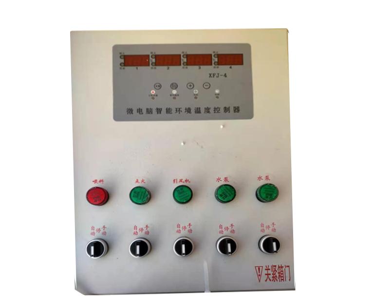 微电脑智能环境温度控制器