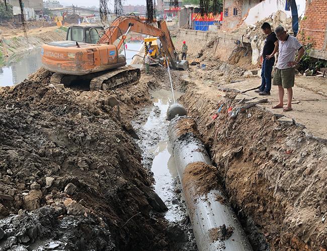 非开挖管道