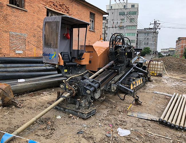 福建非开挖管道工程