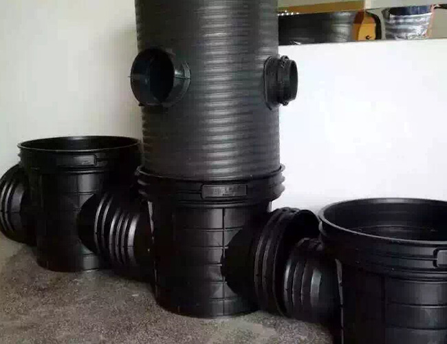 污水塑料检查井