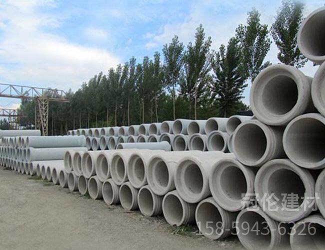 F型钢承口水泥管