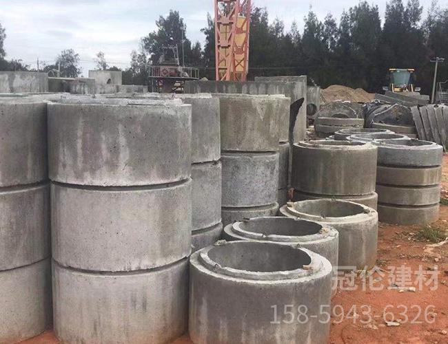 排污水泥管