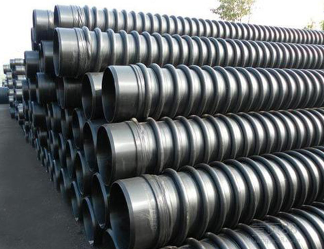 福州HDPE缠绕结构壁管