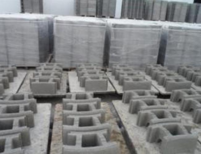井筒模块砖