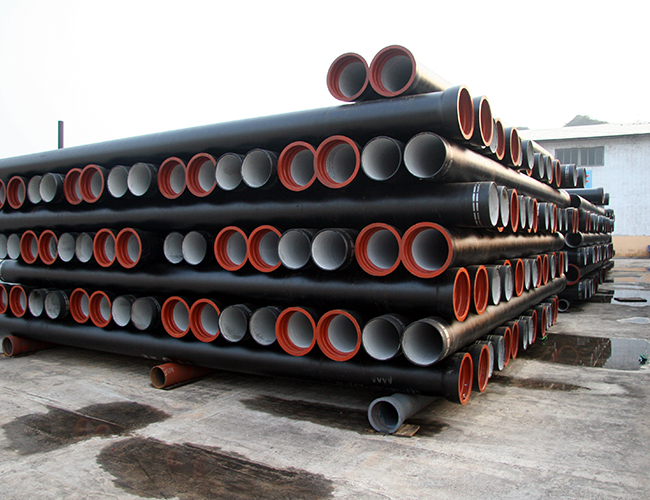 机制铸铁排水管