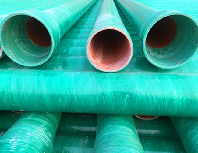 玻璃钢夹砂排水排污管