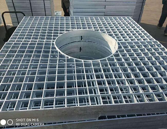 不锈钢装饰井盖