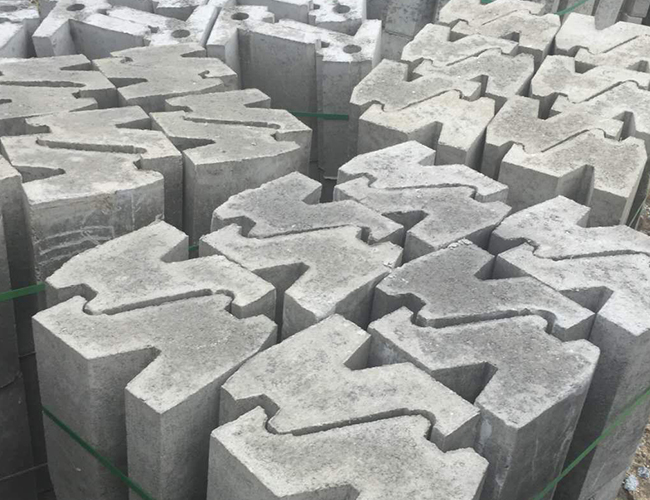 轻质模块砖
