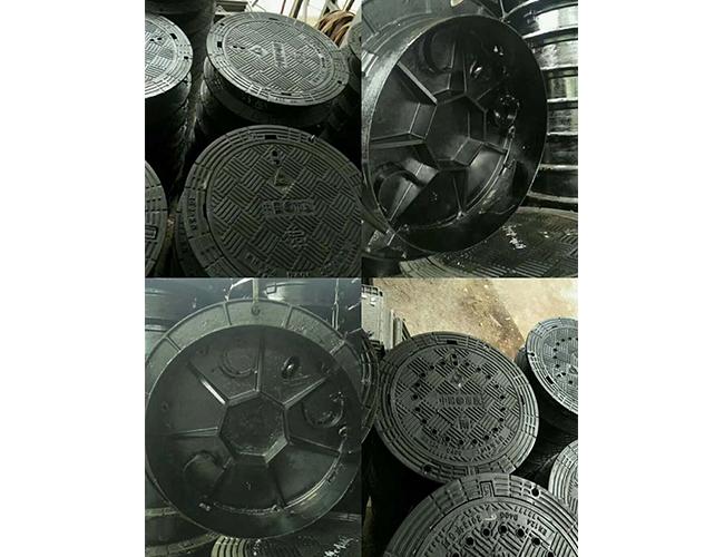 重型铸铁井盖