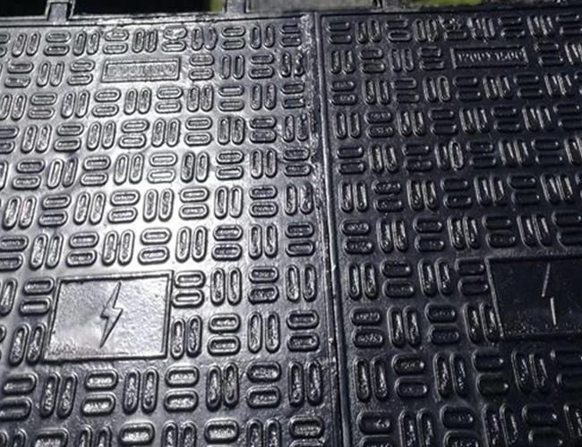 轻型铸铁井盖