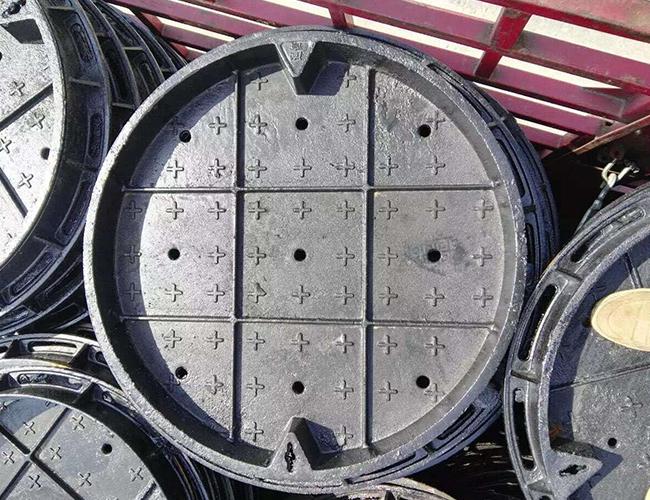 铸铁井圈井盖