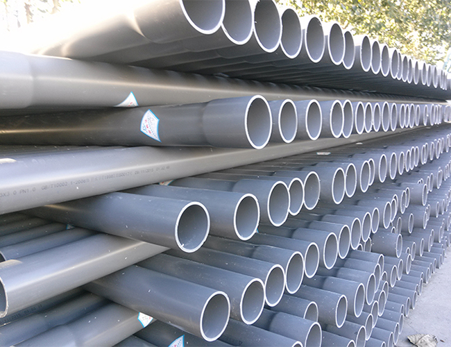 upvc塑料给水管