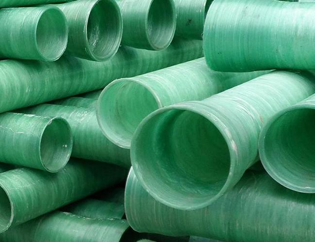 工地玻璃钢排水管
