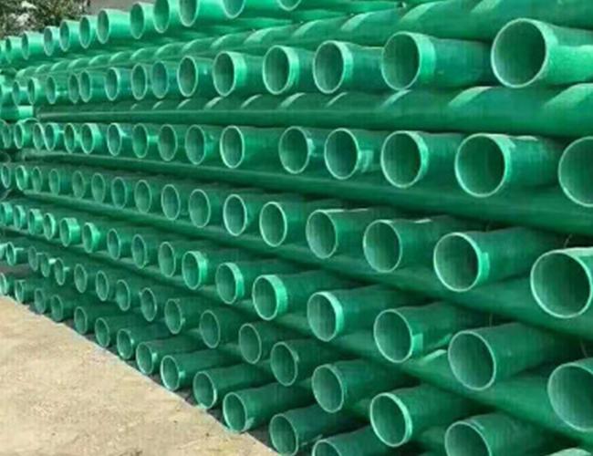 玻璃钢排水管顶管