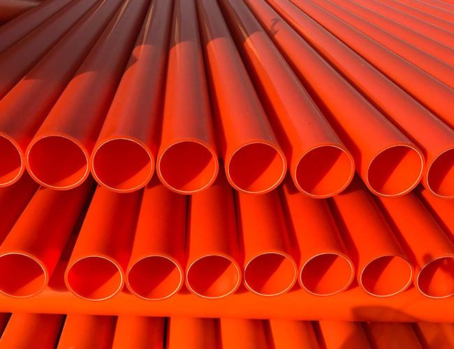 mpp电力管厂家简述避免电力管在焊接咬边的正确做法