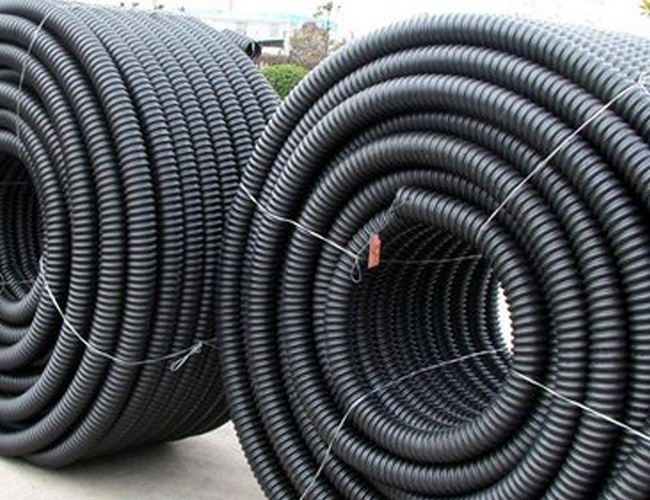 波纹碳素管