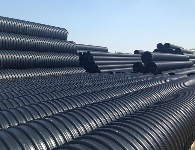 HDPE钢带增强聚乙烯管