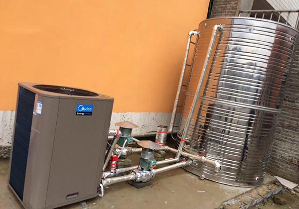 南阳商用空气能热水器