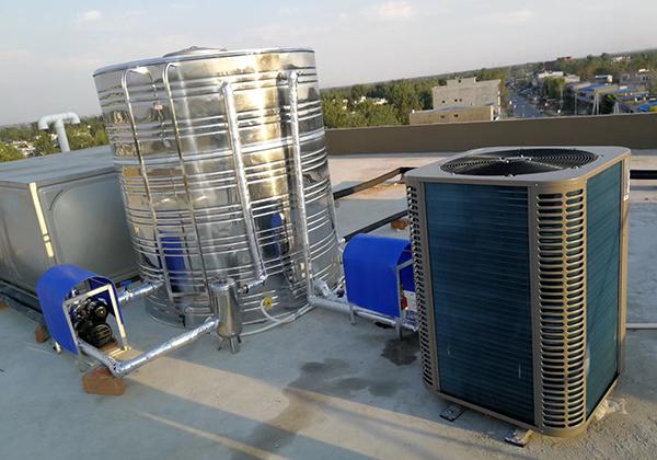 南阳空气能热水器安装