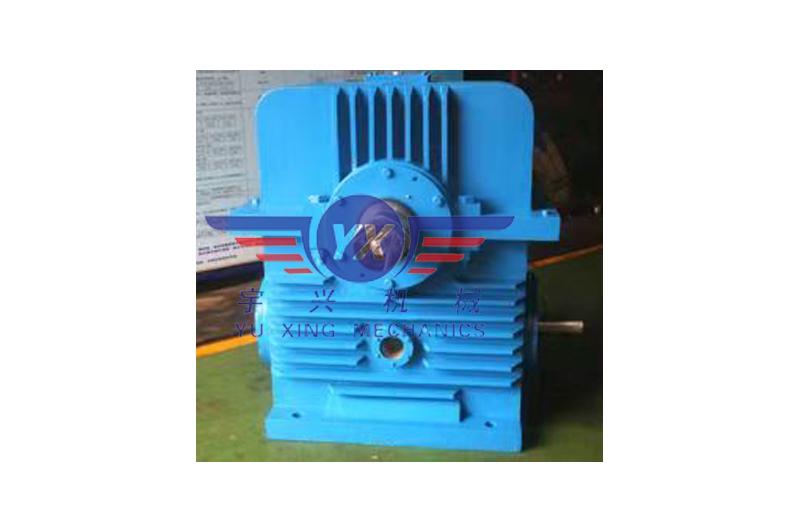 HW系列直廓环面蜗杆减速机