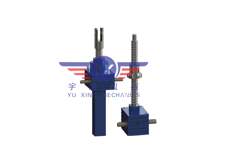 丝杆升降机油温过高和卡停的处理方法?