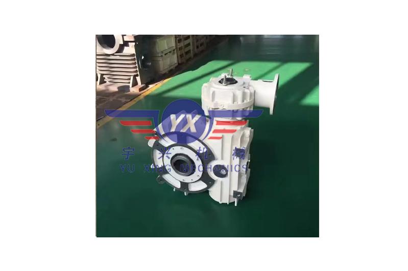 SCWO轴装式蜗轮减速机
