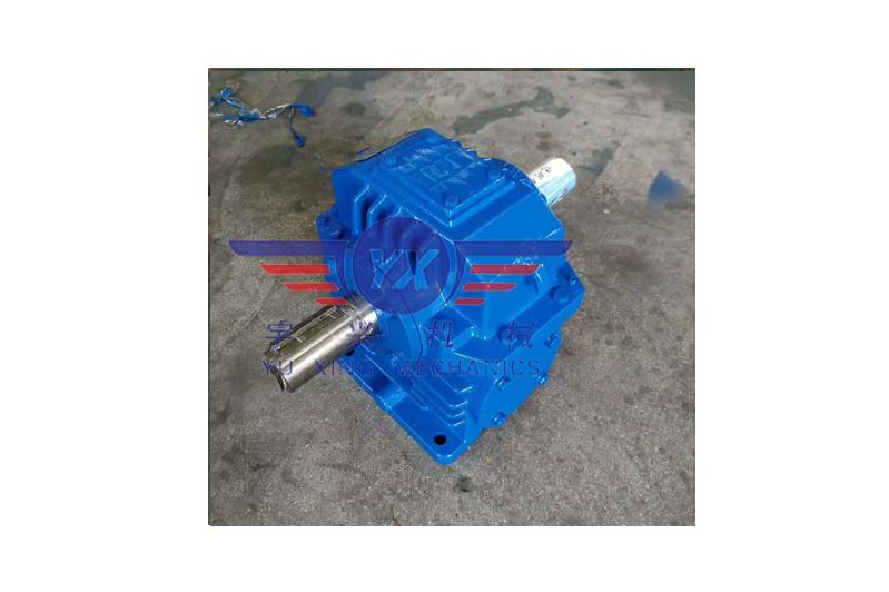 WHX蜗轮蜗杆减速机