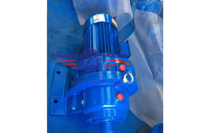 XWD针轮摆线减速机