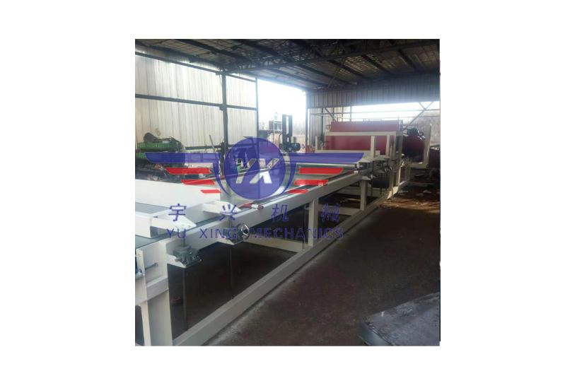 丝杆升降机用在岩棉设备