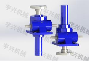 SWL系列蜗轮蜗杆升降机